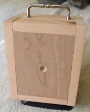 Pinhole 4 x 5 Wood Film Camera # 528