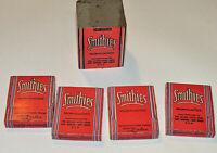 4 VTG SMITHIES PROPHYLACTICS/CONDOMS UNUSED IN BOXES! ALLIED LATEX! E NEWARK, NJ