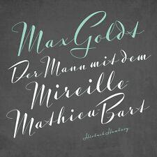 MAX GOLDT: DER MANN MIT DEM MIREILLE-MATHIEU-BART - GOLDT,MAX HÖRBUCH 2 CD NEU