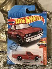 2020 Hot Wheels Die Cast HW Hot Trucks Datsun 620 Ute Pickup JDM