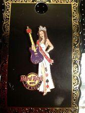 HRC hard rock cafe las vegas Miss rock estados unidos Girl pin 2013, le 300