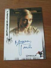 Spider-Man 2 Movie Autograph Mageina Tovah - Ursula 2007 - Upper Deck        ZN0