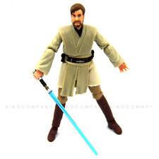 """3.75"""" Star Wars The Vintage Collect 2010 OBI-WAN KENOBI & lightsaber Figure toy"""