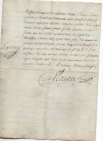1806 post revolution ERA Large Notary manuscript document 4P FREEMASON signed