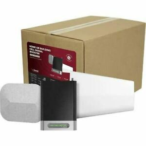 Wilson Weboost Home Complete Cell Signal Booster Kit 470145