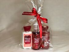 +++ Bath and Body Works Winter Candy Apple 2019 Travel Size Trio +++