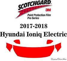 3M Scotchgard Paint Protection Pro Series Fits 2017 2018 Hyundai Ioniq Electric