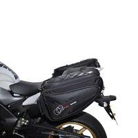 Oxford P50R Motorcycle Saddlebags Panniers Black Lifetime Luggage OL315