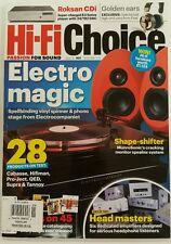 Hi Fi Choice Electro Magic Product on Test Head Master Nov 2015 FREE SHIPPING JB