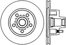 centric parts brakes brake parts for plymouth cuda with Orange and Black 1970 Plymouth Cuda c tek standard disc brake rotor preferred fits 1973 1989 plymouth gran fury vola fits plymouth cuda
