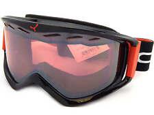 CEBE - INFINITY OTG ski snow Goggles BLACK-RED CURVE / Rose Mirror Cat.2 CBG69