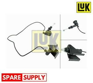 MASTER / SLAVE CYLINDER KIT, CLUTCH FOR IVECO LUK 513 0114 10