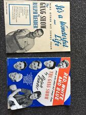 It's a Wonderful Life & 9 Other Songs From The Gang Show-1951-Ralph Reader