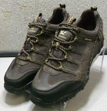 SHOGUN BROWN Men's Shoes Size 8 M Leather / Mesh Lace Up Hiking Mephisto