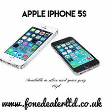 IPhone 5s 16gb Space Grey Unlocked original condition smartphone