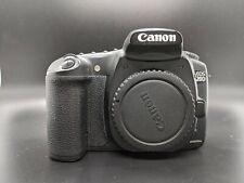 Canon EOS 20D 8.2 MP Digital SLR Camera, Black, Body Only, 8 GB memory card