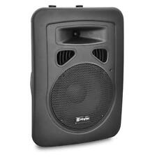 "SKYTEC ALTAVOZ ACTIVO DJ PA SUBWOOFER 20CM (8"") 200W BAFLE ABS 100 RMS DISCO"
