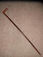 "Antique Wooden Washer  Walking Stick/Cane. 35.1/2""  476 grams"