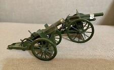 Vintage Britans LTD Cannons (2) Toys