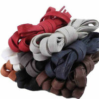 Sneaker Flat Shoelaces Hiking Boots Shoe Strings Colored Shoe Laces for Sneakers