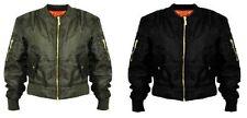 Polyester Zip Neck Unbranded Regular Coats & Jackets for Men