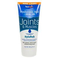 Hyalogic HylaRub Joint Cream By Hyalogic - 6 Ounces