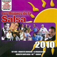 Las Mejores Salsas De Los 80 Y 90 by Various Artists (CD, Mar-2010, Mock &...