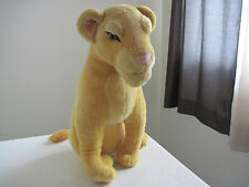 "Giant Caltoy Disney Lion King SIMBA 17"" Plush Stuffed Animal"