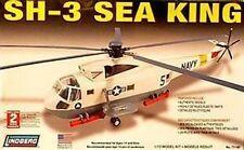 Lindberg 1:72 scale SH-3E Sea King Model Kit