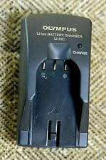 Olympus Battery Charger LI-10C for Olympus LI10B Battery, Original Equipment