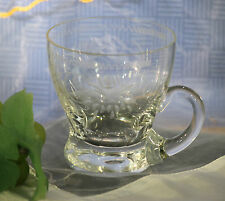 TOPP edles Theresienthal Bowle Glas / Becher - Vogeldekor mit Radgravur mehr da