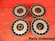 "84-91 BMW 3 Series E30 325E OEM wheels rims STOCK factory 14"" 6Jx14 H2"
