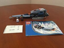 LEGO ALPHA TEAM -- SET 4743 ICE BLADE 100% COMPLETE W MANUAL