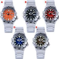 HEIMDALLR Monster Automatic Watch Men NH36A C3 Super Luminous Diving Watch 200M