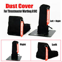 For Thrustmaster Warthog A10C Dust Covers Simulated Joystick Cloth Dust Cover