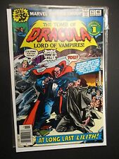 Marvel Comics Tomb of Dracula # 67 W/ LILITH 1978 Horror Vintage Old Comic Book