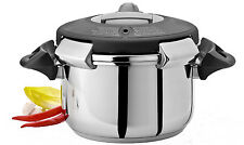Artame 8 Ltr Pressure cooker 18/10 Stainless Steel For All Hobs inc Induction