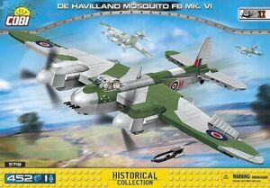 COBI TOYS #5718 WWII Havilland Mosquito MK VI NEW!