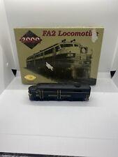 Ho Scale Proto 2000 Series FA2 Locomotive 8357 Western Maryland #303