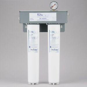 Manitowoc AR-40000 Arctic Pure Dual Cartridge Ice Machine Water Filtration Unit