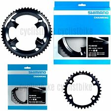Shimano DURA ACE FC-R9100 52T & 36T-MT Outer/Inner Chainrings for Road Bike NIB