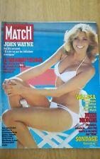Paris match 1644 -  28/11/1980 ferrat miss monde sardou galabru bardot