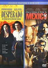 Desperado / Once Upon a Time in Mexico (2007, 2 - DVD Set) *New,Sealed*