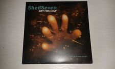 SHED SEVEN CRY FOR HELP CD 1 -    CD SINGLE IN CARD CASE
