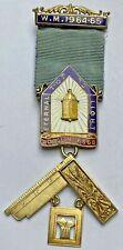 Jewel PM Eternal Light Lodge 6568 London Masonic