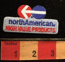Trucking Company Patch ~ North American High Value Products Truck / Trucker 69VV