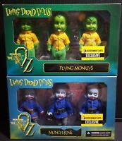 Living Dead Dolls Flying Monkeys & Munchkins Entertainment Earth Exclusive!