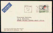 Mayfairstamps Australia 1968 Melbourne Veterinary Medicine Ks Cover wwh_88603