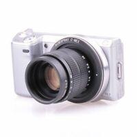 FUJIAN 35mm F1.7 CCTV Lens for Sony E Mount Camera +Adapter(C-NEX)+2Marco Ring