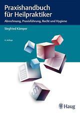 Praxishandbuch für Heilpraktiker Siegfried Kämper